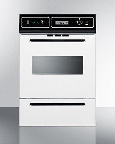 B00092ZPQ8 Summit WTM7212KW Kitchen Cooking Range, White 41emG4oy5YL.