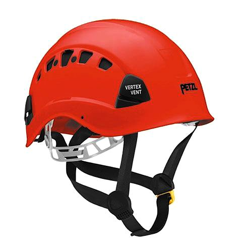 Petzl VERTEX VENT ANSI helmet Red A10VRA with a FREE drawstring storage bag by Petzl