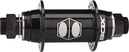 Cycle Group BX-HU1320F36-BK Box Hollow 20mm 36 Hole Front Hub, Black 36 Hole Front Hub