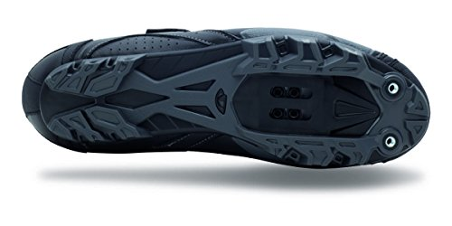 Giro Carbide Bike Shoe - Men's Black/Charcoal 46