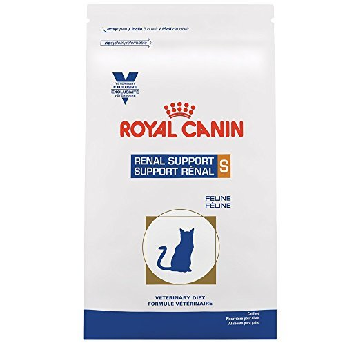 Royal Canin Feline Renal Support S Dry (3 lb) by Royal Canin