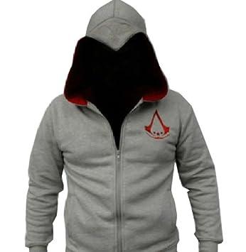 Assassins Creed 3 Desmond Nueva sudadera con capucha Traje Xcoser ...