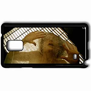 Personalized Samsung Note 4 Cell phone Case/Cover Skin Alien Resurrection Black