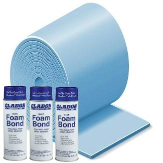 (27' Round Above Ground Premium Pool Wall Foam Kit)