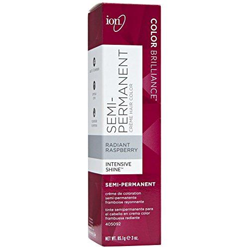 Raspberry Radiant (Ion Radiant Raspberry Semi Permanent Hair Color Radiant Raspberry)
