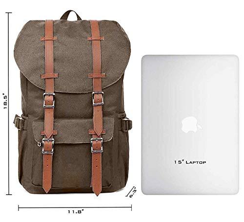 "Gadgets Appliances Laptop Outdoor Backpack, Travel Hiking & Camping Rucksack Back Fits 15"" Laptop & Tablets - Set of 1"