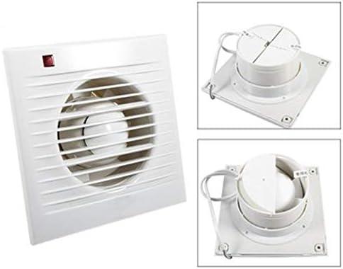 FAY Ventilador de ventilación de Pared de 4/6/8 Pulgadas ...