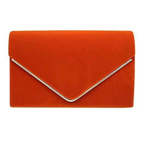 Gold Clutch Bag River Island - 1