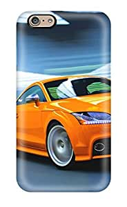 Awesome Design 2009 Audi Tts Coupe Car Hard Case Cover For Iphone 6