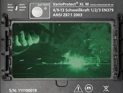 Schweisskraft VarioProtect/® L M/áscara profesional