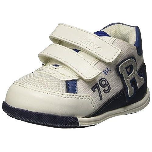 Nouveau bébé garçons filles Soft Crib Chaussures En Cuir Baskets Anti-dérapant Trainers