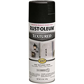 Amazon Com Rust Oleum 7215830 Spray Paint Each Black Home