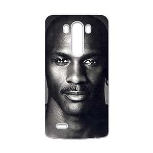michael jordan black and white Phone Case for LG G3