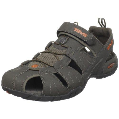 78c06a7c8 Teva Men s Dozer III Closed Toe Sandal