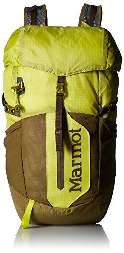 Marmot Kompressor Plus Citronelle/Olive Day Pack Bags