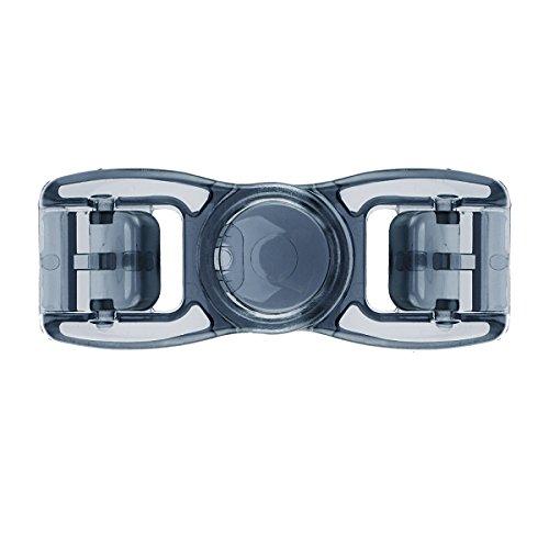 Aegend Detachable Swim Goggles Clasp Swimming Goggles Plastic Circle Clip, 4 Choices