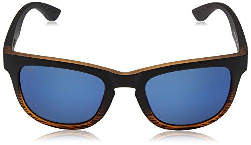 Costa Copra Sunglasses Matte Coconut Fadeblue Mirror 580p