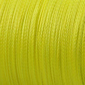 HEALTHLL Braid Fishing Line 300M 500M 1000M 4 Strands Multifilament Fishing Wire Carp Fishing 10-120Lb Yellow 500M-60LB-0.40MM (Best Knot To Join Braid To Mono)