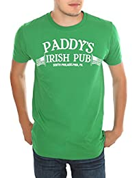 It's Always Sunny in Philadelphia Paddy's Irish Pub T-Shirt-Medium