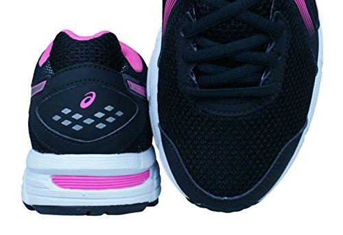 Impression Sneaker Argento 8 Rosa Asics Donna Gel Nero OAq5xwpf