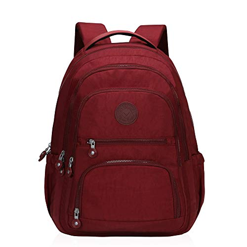 Hynes Eagle Water Resistant Travel Hiking Daypack Casual School Backpack Fits 15.6 inch Laptop