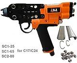 Industrial Pneumtic C-Type Nail Gun birdcage nailer Air C-Ring machine Hog Ring Plier SC1-25/SC1-65/SC2-80
