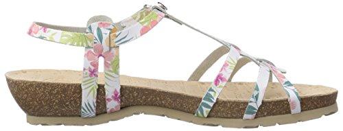 Mujer Zapatos Weiß blanco Tropical B1 Dori Jack White Panama xq1fwTC