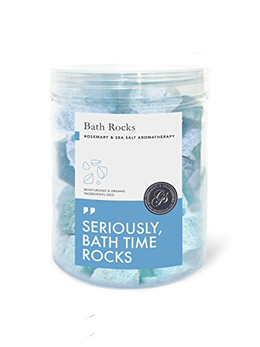 Bath Bomb Rocks 320g Rosemary