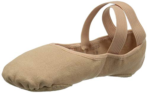 Canvas Ballet Dance Shoe Slipper Flesh Stretch Women's Bloch Infinity WBXfIqzz