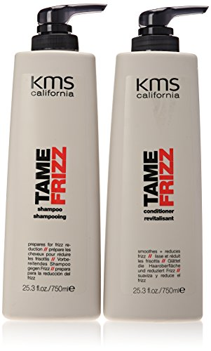 Discount KMS California Tame Frizz Shampoo/Conditioner Duo 25.3 oz for sale