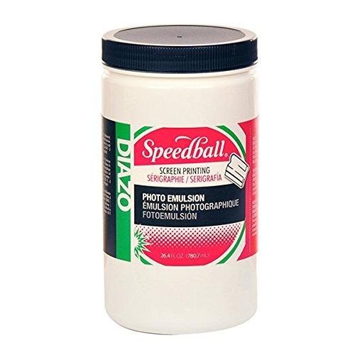 Speedball 4579 Diazo Photo Emulsion, 26.4 Oz by Speedball