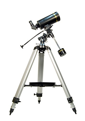 Levenhuk Skyline PRO 105 MAK Telescope for Planetary Observations, Deep-Sky Observations and Astrophotography by Levenhuk