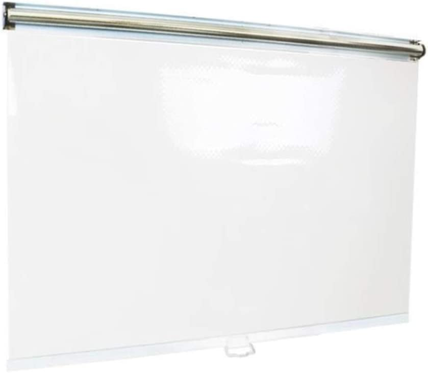Persiana Enrollable plástico Transparente, 75cm / 80cm / 85cm / 90cm / 95cm / 100cm / 105cm / 110cm / 115cm / 120cm de Ancho (Size : 110cm×150cm)