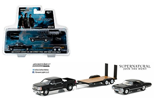 NEW 1:64 GREENLIGHT HOLLYWOOD HITCH & TOW SERIES 2