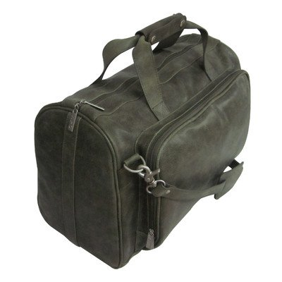 amerileather-18-inch-leather-carry-on-weekend-duffel-moss