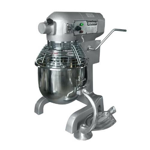 Uniworld 20QT Commercial Planetary Mixer with Timer Model (20 Quart Planetary Mixer)
