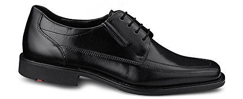 LLOYD KALID 1435200 Mens Lace-Up Shoe Black