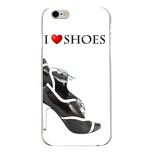Disagu Design Case Coque pour Apple iPhone 6 Housse etui coque pochette &quot;I <3 shoes&quot;