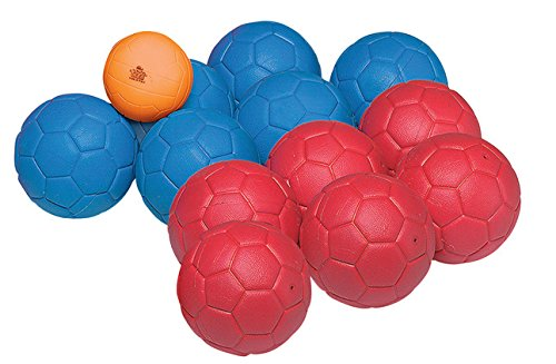 Sportime Ultimax Soft Indoor Bocce Balls - Set of 12 by Sportime