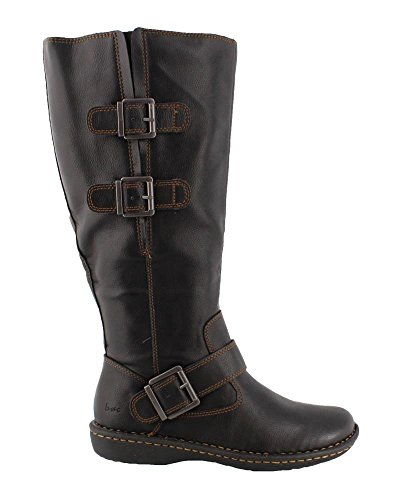 B.O.C. Women's, Virginia Wide Shaft Boots Black 8 M