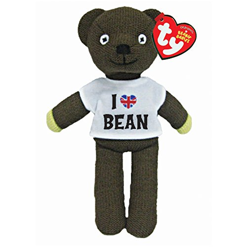 Plush Teddy Bean Mr Bear (Ty Beanie Babies Mr. Bean - UK T-Shirt)