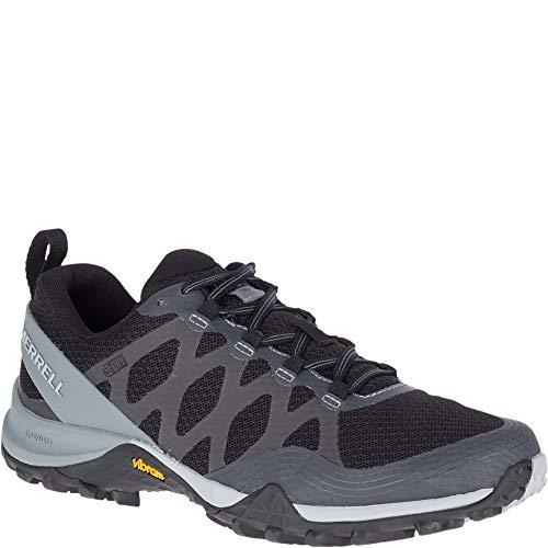 Merrell Women's Siren 3 Waterproof Hiking Shoe, Black, 07.5 M US (Shoes Waterproof Running Merrell)