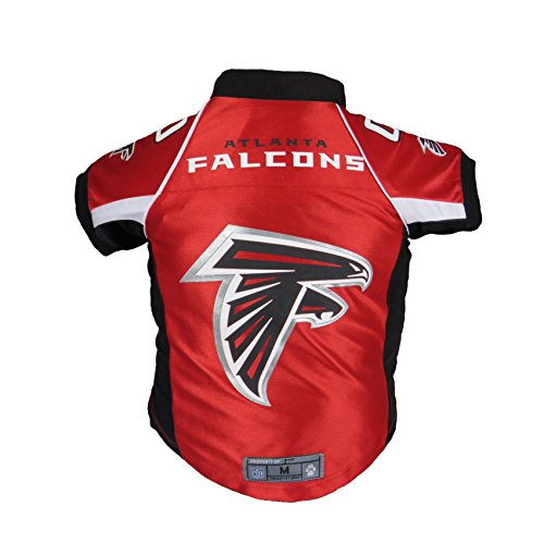 NFL Atlanta Falcons Premium Pet Jersey, Large Falcon Jersey