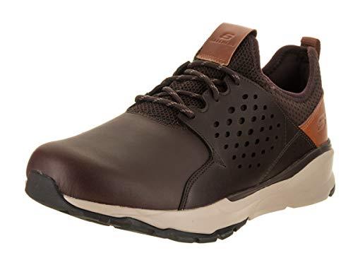 Skechers Relven Hemson Mens Sneakers Chocolate 10.5 W