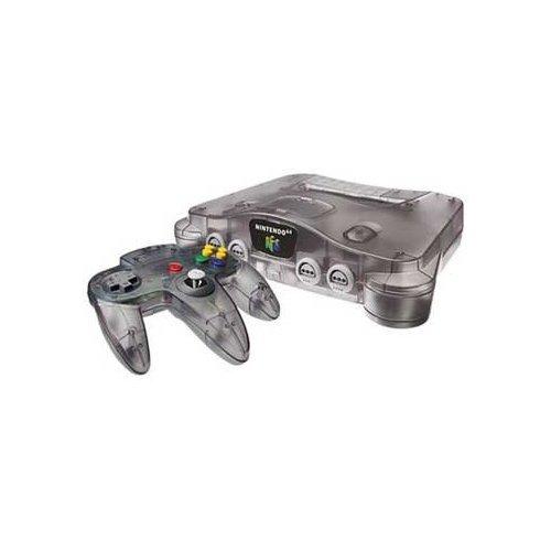 Nintendo 64 System Video Console Smoke