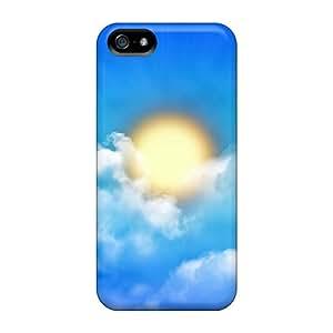 Brand New 5/5s Defender Case For Iphone (cielo Fondo De Pantalla El Y Sol Ifondos Net)