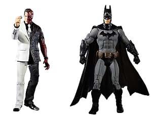 Batman Legacy Arkham City Batman and Two-Face Collector Figure 2-Pack