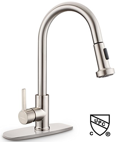 Most popular kitchen sink faucets gistgear for Most popular kitchen faucets