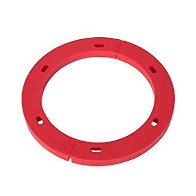 OATEY Set-Rite Toilet Flange Extender used on PVC, ABS, Cast Iron and Stainless Steel