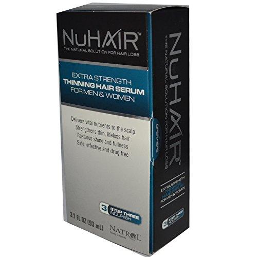 Natrol NuHair Thinning Serum Women